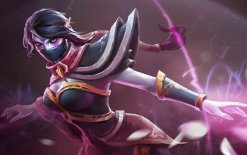 lanaya,аура,templar assassin,магия