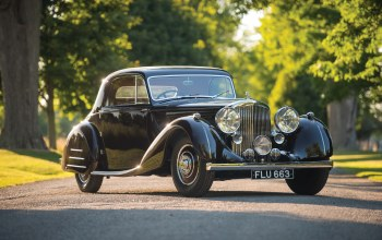 металлик,bentley,Park Ward,1938,sports,чёрный