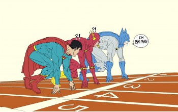 dc comics,Flash,superman,Race,The flash