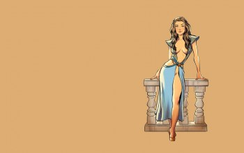 Margaery Tyrell,vintage,pinup models,minimalism,Pinup,tv series,background,fantasy,Game of thrones