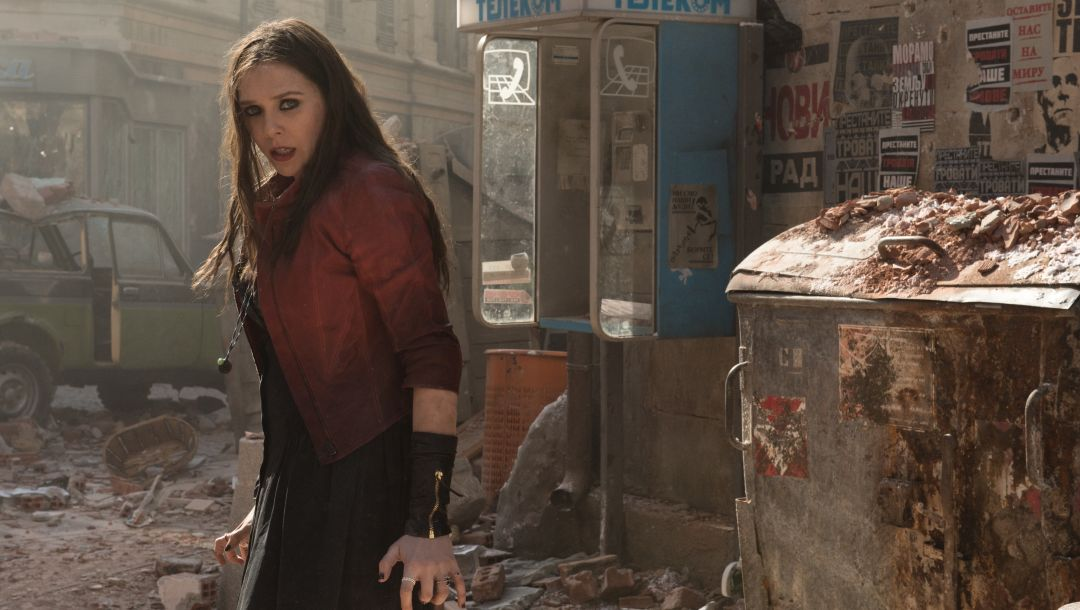 scarlet,ultron,witch,Avengers age of ultron,film,avengers,girl,sci-fi,street,age,action,...