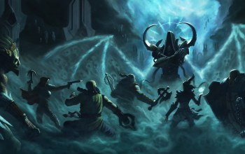 monk,wizard,reaper of souls,diablo 3,demon hunter,Crusader,malthael,barbarian,witch doctor
