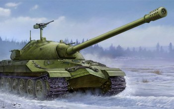 IS-7 tank,painting,war