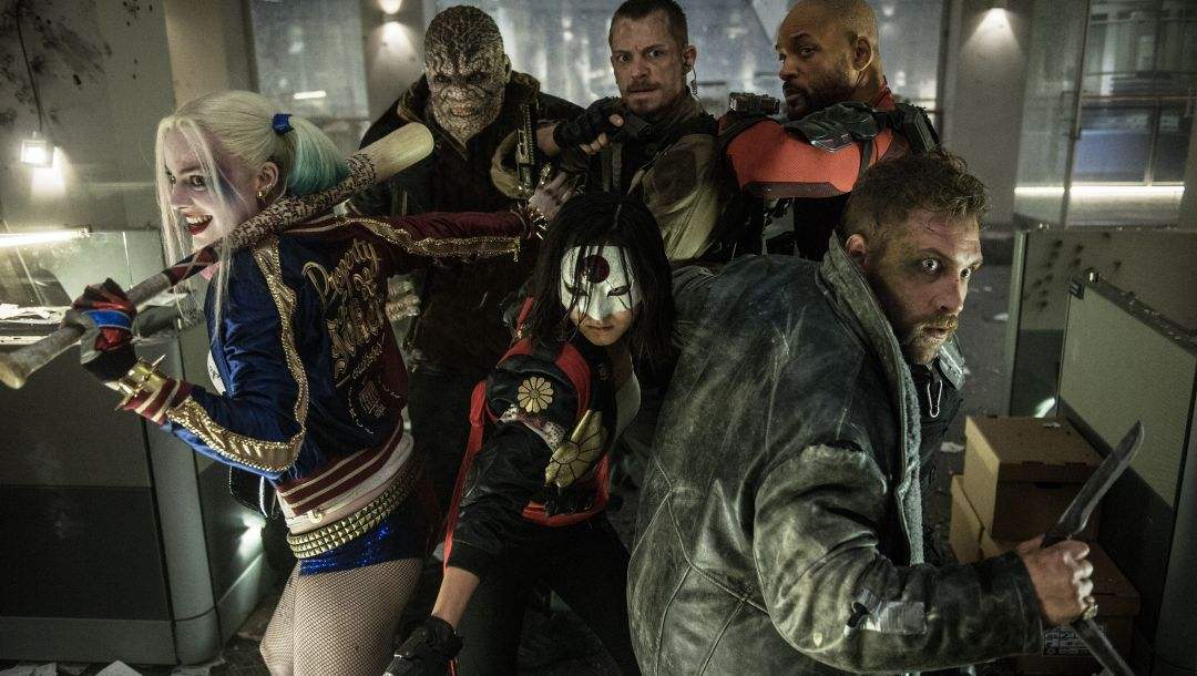 Animal,...,Boys,Jai Courtney,pistols,Karen Fukuhara,Killers,Guns,warner bros. pictures,harley quinn,Squad