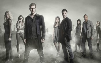 Charles Michael Davis,Claire Holt,Daniel gillies,the originals,actors,...,the vampire diaries,Phoebe tonkin