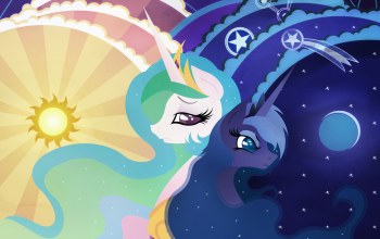 princess luna,mlp,pony,princess celestia,My little pony