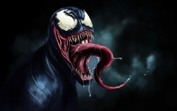 tongue,Spider man