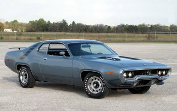 плимут,Plymouth,road runner,1971