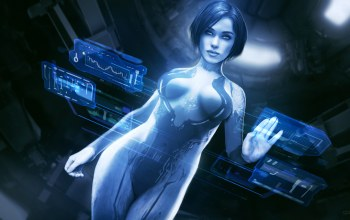 digital art,drawings,Cortana