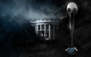 Белый дом,the White House,overkill software,Вулф,wolf,маска