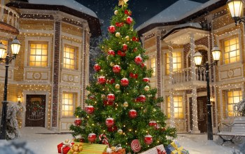 snow,decoration,christmas,winter,christmas tree