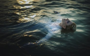 макияж,Tj drysdale,Dead In The Water,в воде