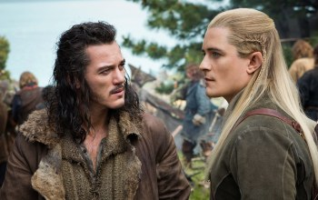 wallpaper,elf,warriors,luke evans,Boys,warner bros. pictures,blonde,the,...,fantasy,hair,legolas