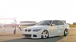 beautiful,car,Sun,White,автомобиль,Bmw,desktop,E60,m5,wallpapers,tuning