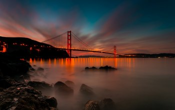 san francisco,калифорния,california,golden gate bridge