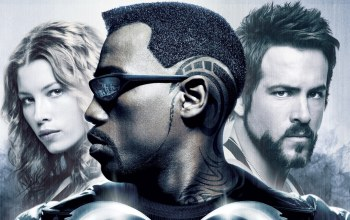 Wesley Snipes,2004,blade,trinity,actors,Parker Posey