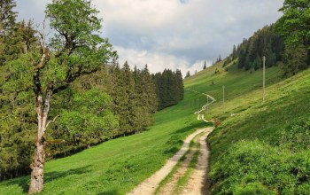 hills,mountain,path