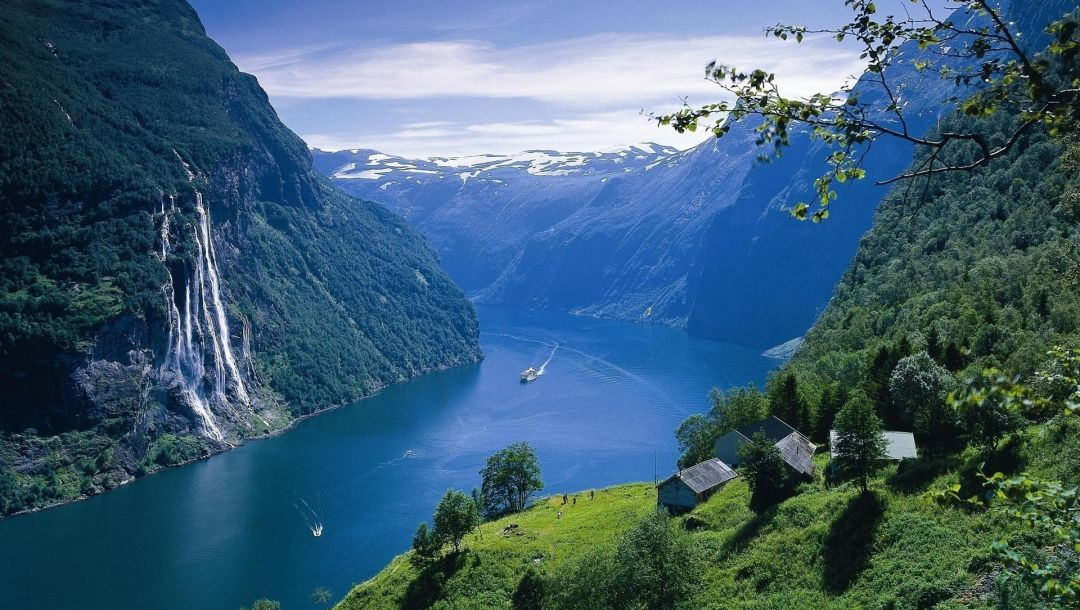 fiord,norway,water,river