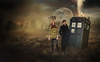 matt smith,Doctor who,Eleventh,karen gillan