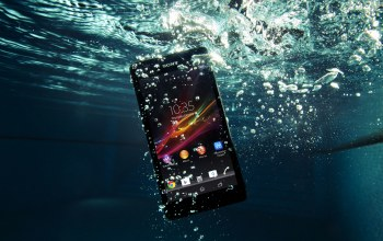 Mobile,sony,zr,waterproof,Xperia