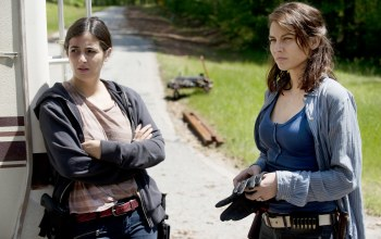 ходячие мертвецы,Maggie,the walking dead,Alanna Masterson,lauren cohan