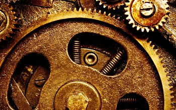 gears,clockwork,springs