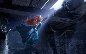 pixar,film,scotland,princess,red hair,the movie,Brave