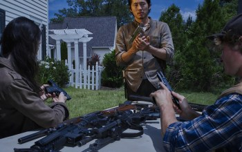 ходячие мертвецы,the walking dead,glenn,Steve Yeun