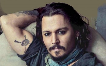 tattoo,actors,fashion,johnny depp,johnny,depp