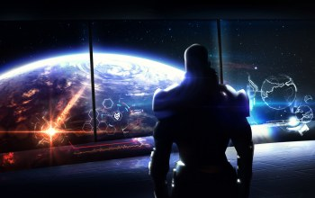 earth,mass effect 3