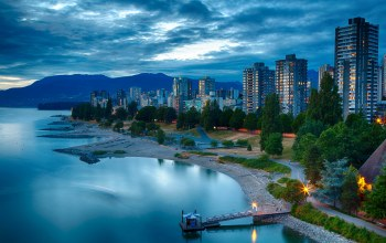 vancouver,West End,canada