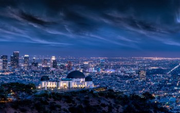 griffith observatory,clouds,architecture,sky,Long,Cityscape,lights,L.A.,exposure,los angeles,lightning