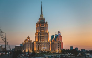 Sunset,ukraine,lights,редисон,skyscraper,МГУ,...,hotel,ночь,summer