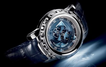 blue phantom,ulysse nardin,freak