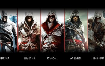 assassins creed,эцио,коннор,Альтаир,ubisoft,убийца