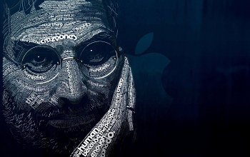 Steve jobs,apple,background,hi-tech,iphone,мужчина,ipod,words