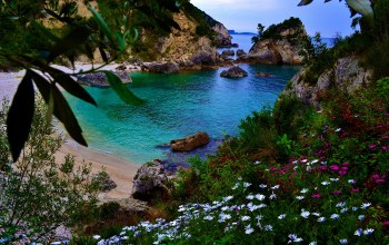 greece,Piso Kryoneri beach,Parga