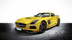 yellow,wallpapers,Mercedes benz,yellow,sls