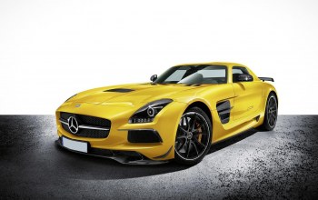 yellow,wallpapers,Mercedes benz,yellow
