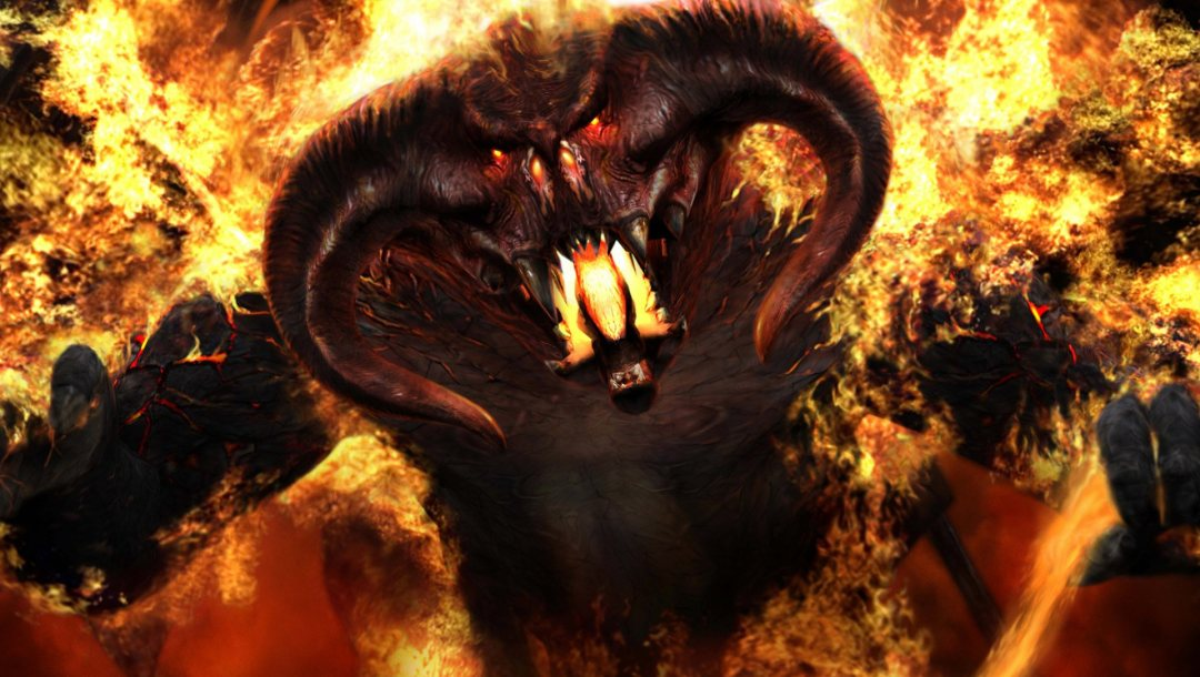 Lord of Darkness,fire