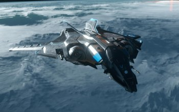Star citizen,sabre,звездолет