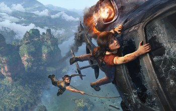 uncharted,Uncharted: The Lost Legacy,naughty dog,Sony Interactive Entertainment