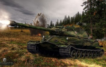 tank,weapon,World of tanks,мир танков,game,игры,Об.260