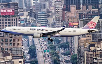 Airbus A330-300,China Airlines