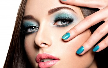 hand,make up,fingers,look