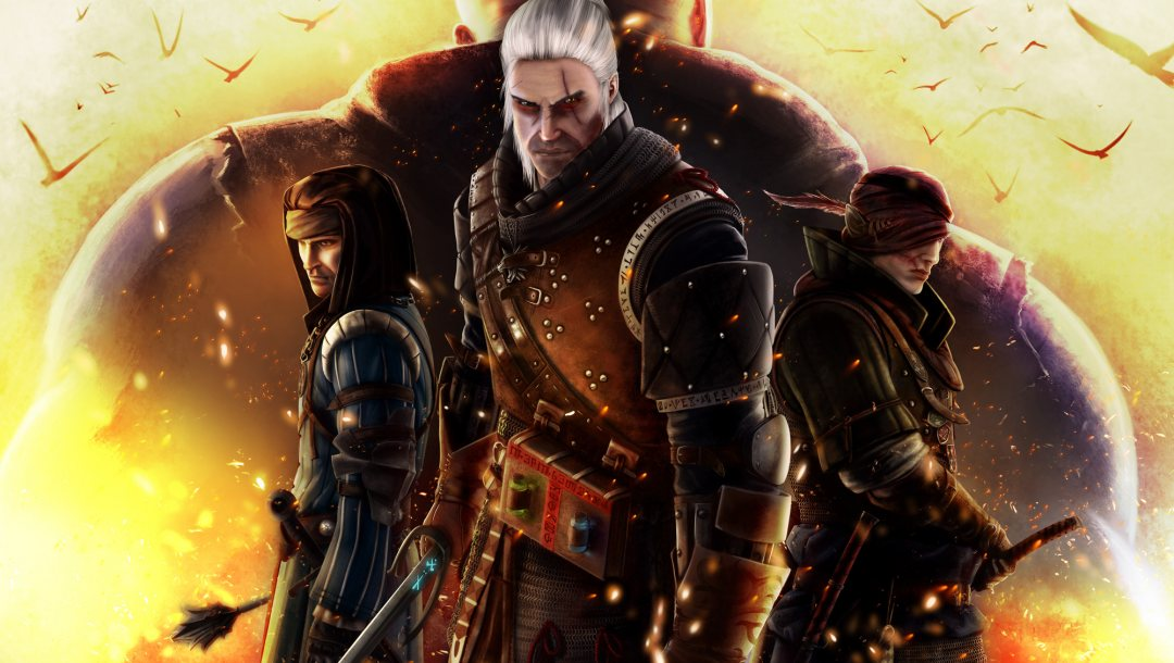 The White Wolf,geralt of rivia,Kingslayer,cd projekt red,The Witcher 2: Assassins of Kings,Iorweth,Andrzej Sapkowski,Blue Stripes,Letho,Scoia'tael,Vernon Roche,elf