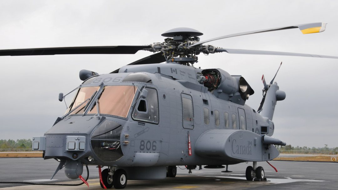 AgustaWestland,canada,Sikorsky CH-148 Cyclone,attack helicopter,helicopter