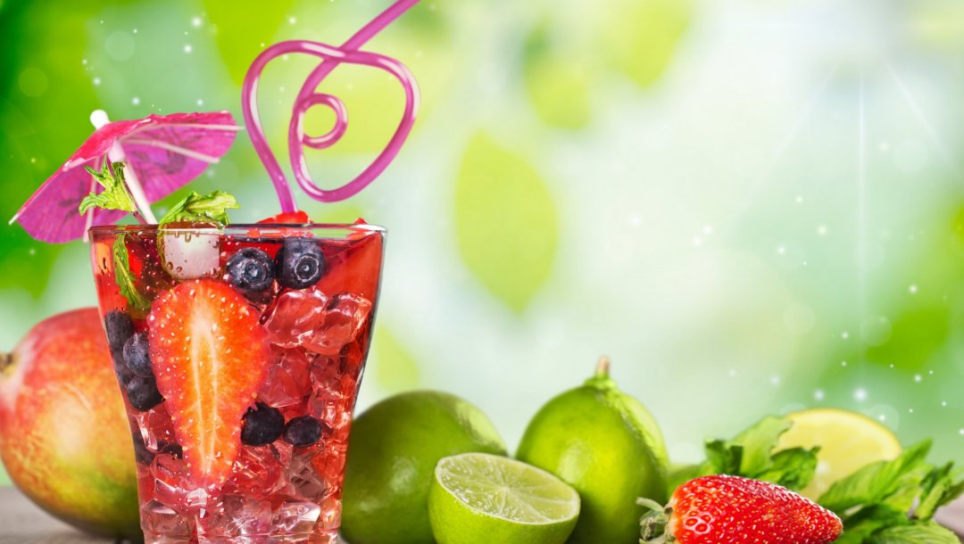 фрукты,summer,коктейль,tropical,drink,fruit,cocktail