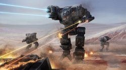 game,weapon,war,robot,combat,gun,Battletech
