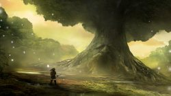 1998,game,nintendo,the legend of zelda,vegetation,blade,The Legend of Zelda Ocarina of Time,zelda,sword,tree,Ken